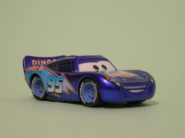 [Recensement] Lightning McQueen Blue Ray 1000065