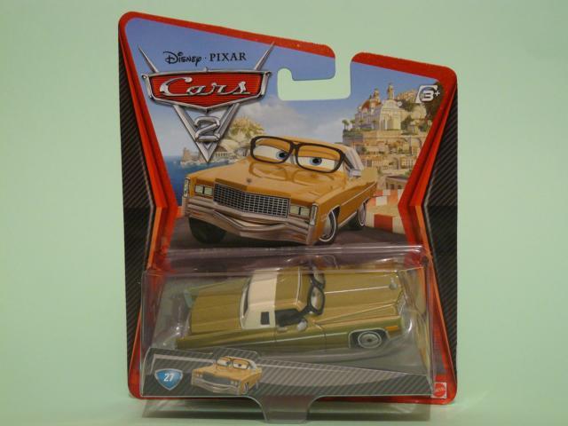Nouveaux Blisters [Cars 2] 1000875