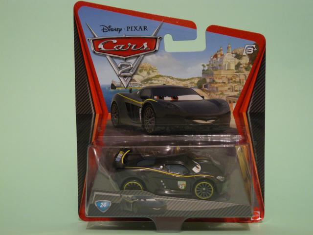 Nouveaux Blisters [Cars 2] 1000884