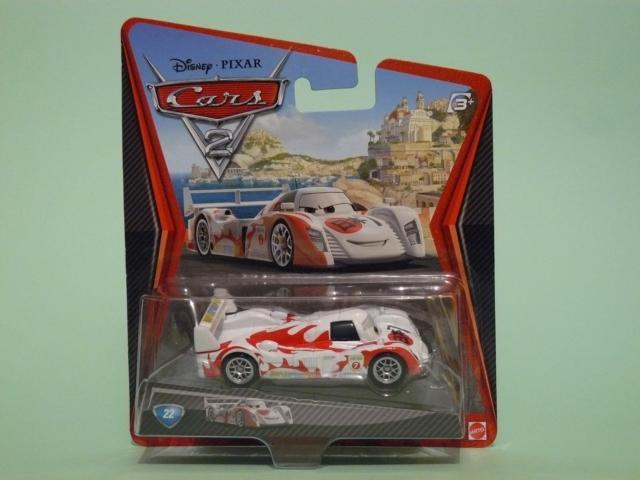 Nouveaux Blisters [Cars 2] 1000885