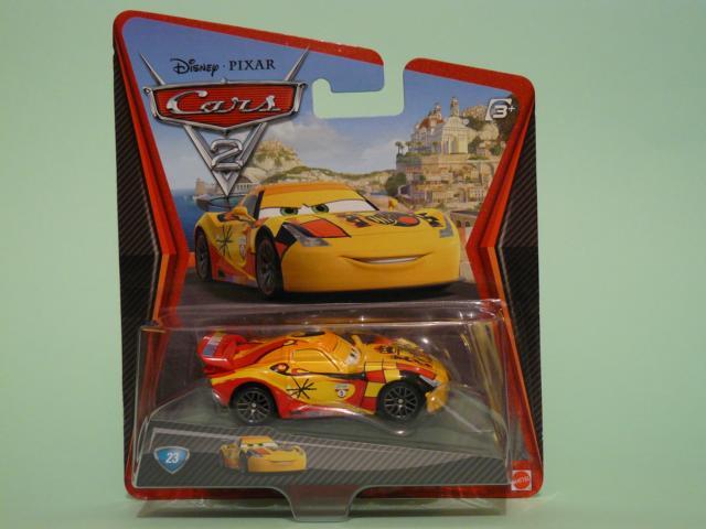 Nouveaux Blisters [Cars 2] 1000886