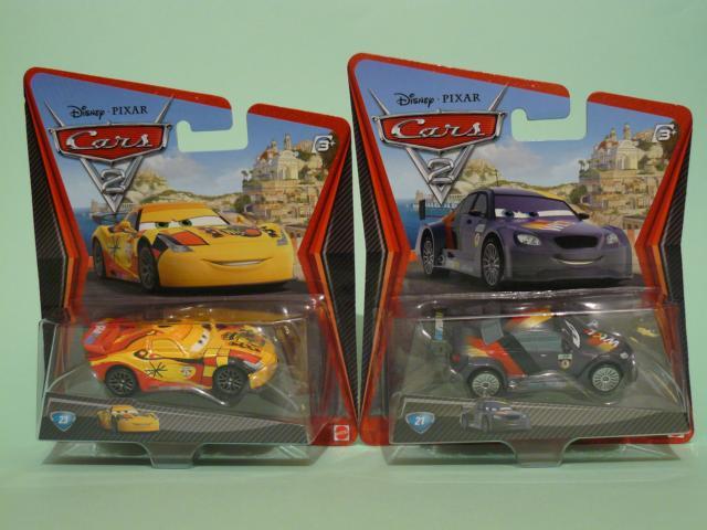 Nouveaux Blisters [Cars 2] 1000887