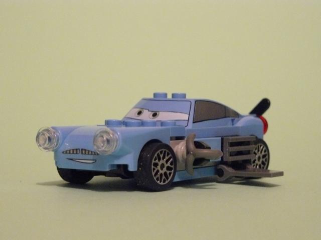 [lego et autres horreurs...] cars 1 et 2 1000893