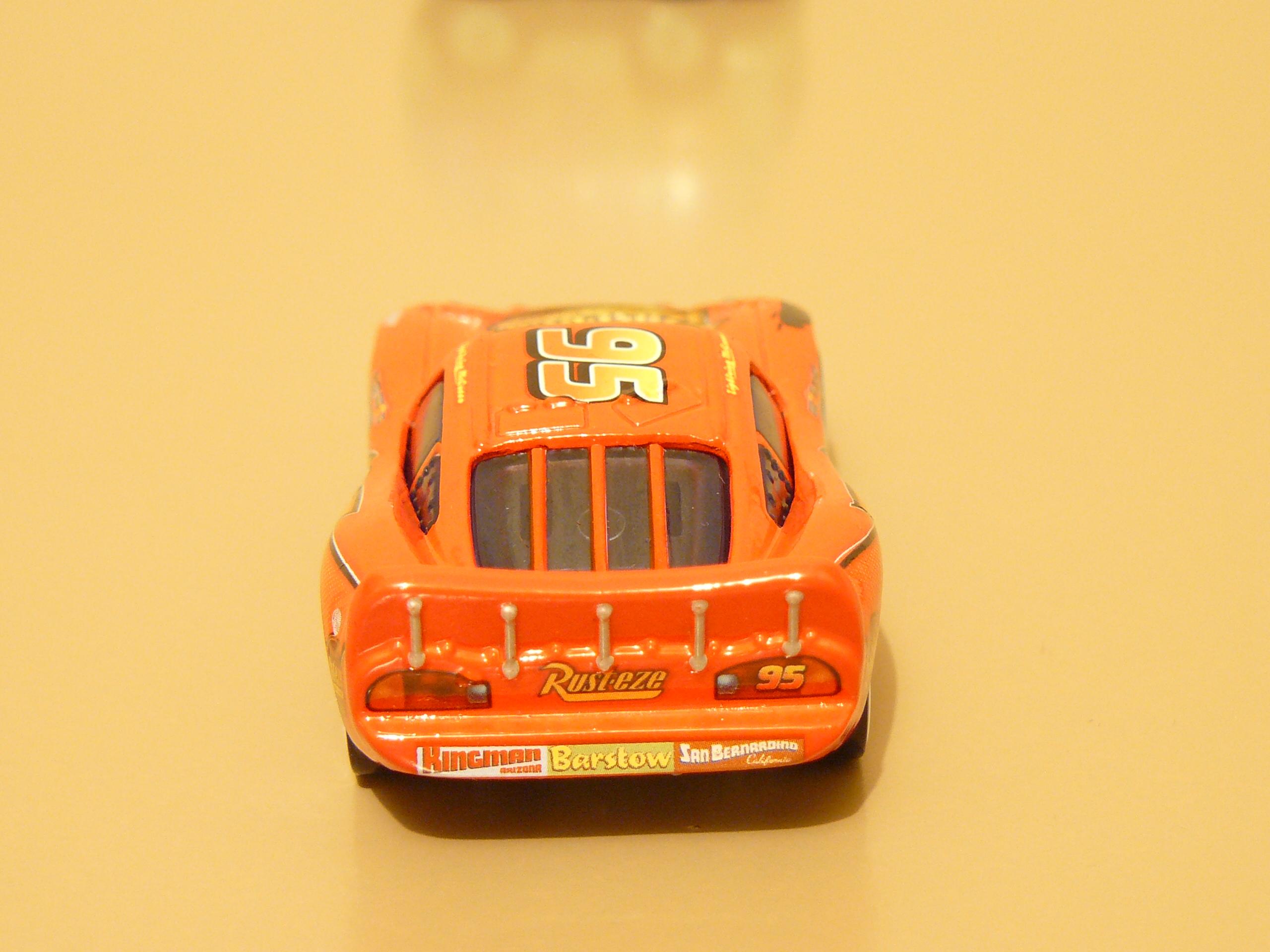 Bumper Stickers McQueen 999048