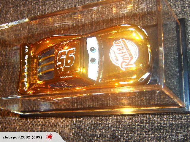 Gold Ransburg McQueen 999132